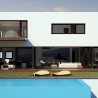 IMAGENES vivienda unifamiliar en cala molí