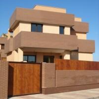 FOTOS 6 viviendas unifamiliares en Roquetas de Mar